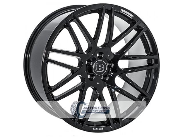 Диски Allante 1003 10x21 5x130 ET45 DIA84.1 Black
