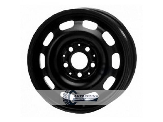 Диски ALST (KFZ) 8220 Mercedes Benz 5.5x15 5x112 ET54 DIA66.5 Black