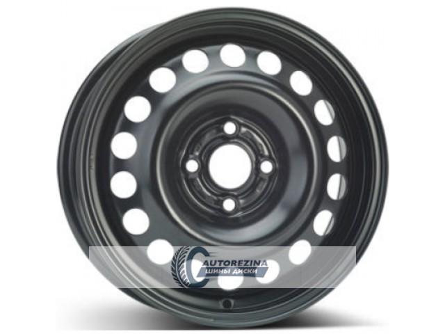 Диски ALST (KFZ) 8390 Opel 6x15 4x100 ET49 DIA56.5 Black