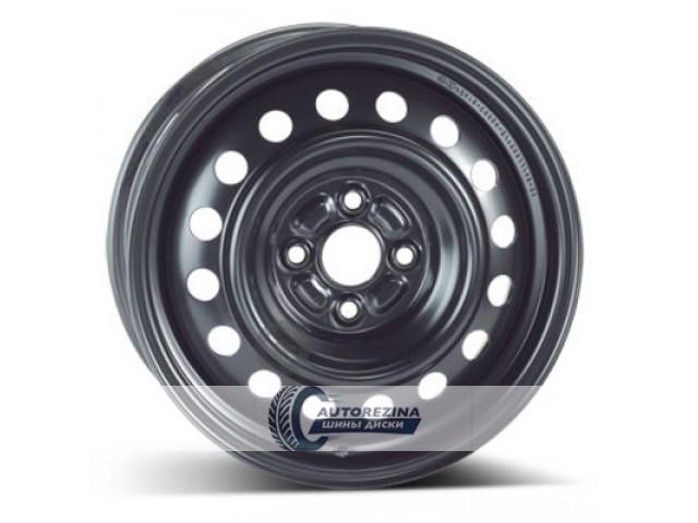Диски ALST (KFZ) 9285 Toyota 6x15 4x100 ET45 DIA54 Black