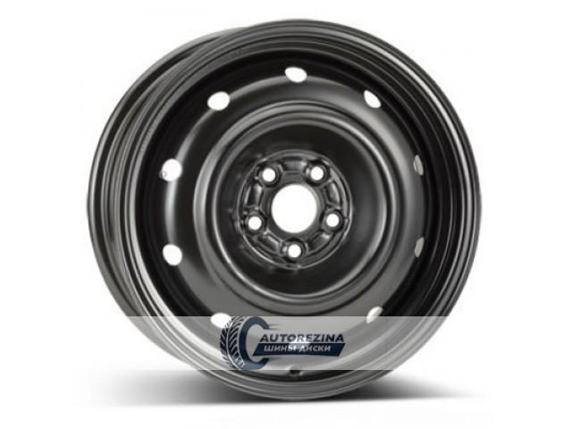 Диски ALST (KFZ) 9552 Subaru 6.5x16 5x100 ET48 DIA56 Black