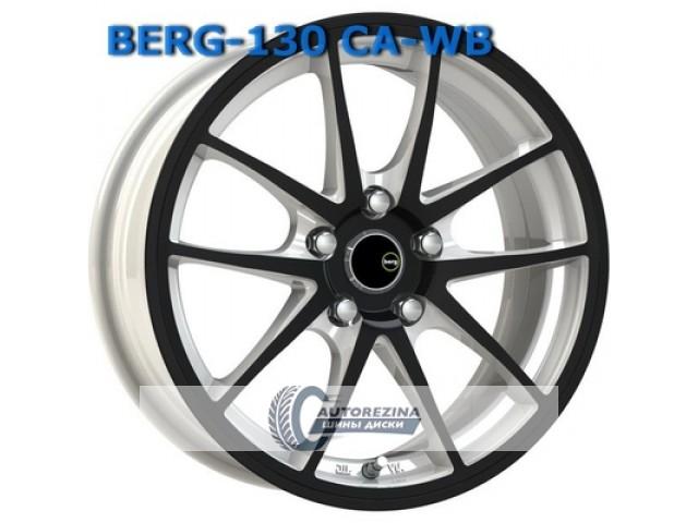 Диски Berg 130 6.5x15 5x114.3 ET40 DIA73.1 CAWB