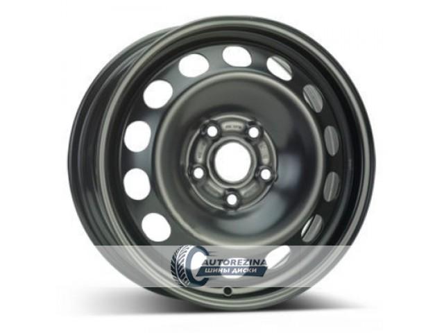 Диски ALST (KFZ) 9702 Volkswagen 6x16 5x112 ET50 DIA57 Black