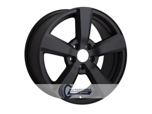 Диски Angel Formula 603 7x16 5x108 ET45 DIA63.4 Black