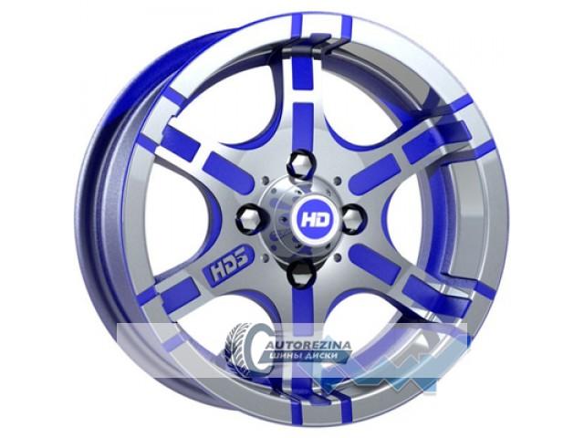 Диски HDS 005 5.5x13 4x98 ET0 DIA58.6 MU