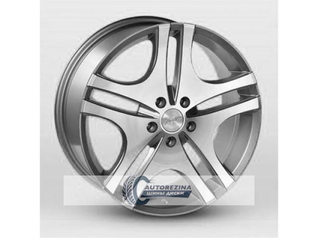 Диски Aleks Audi F033 7.5x18 5x112 ET43.5 DIA66.6 GF