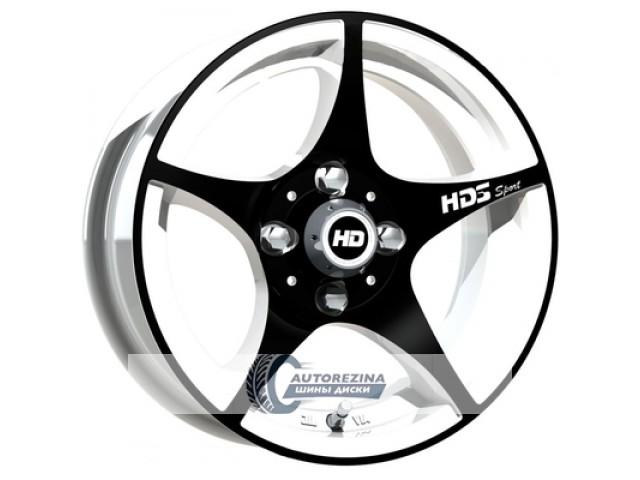 Диски HDS 015 5.5x13 4x98 ET12 DIA58.6 CAWB