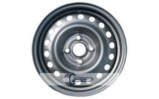 Диски Кременчуг Т1301 DAEWOO: Lanos, Sens, Nexia, Opel Corsa, Kadett 5x13 4x100 ET49 DIA56.6 SM