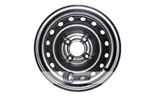 Диски Skov Chevrolet Aveo 5.5x14 4x100 ET45 DIA56.56 Black